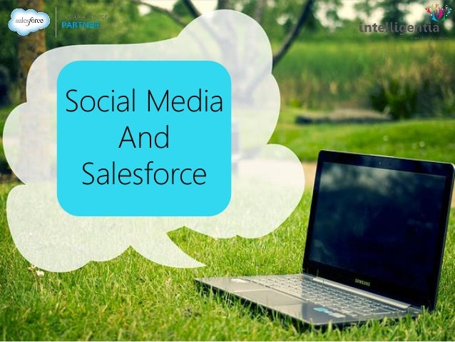 Social Media And Salesforce