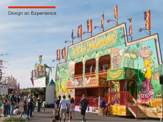 Design an Experience