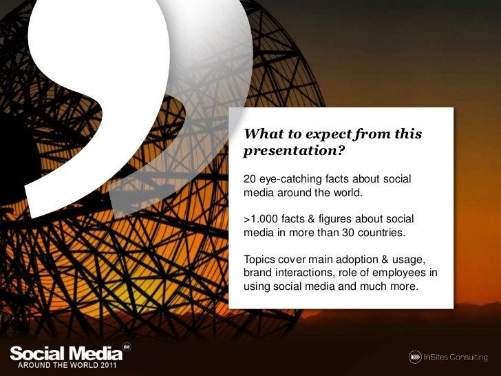 Social Media around the World 2011 Slide 2