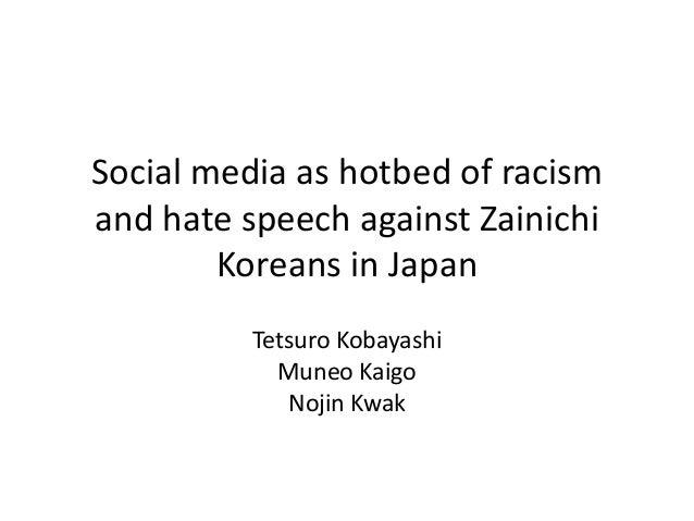 racism speech