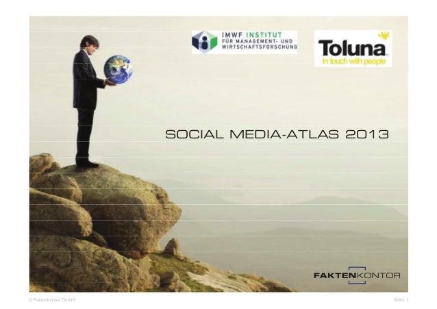 SOCIAL MEDIA-ATLAS 2013
