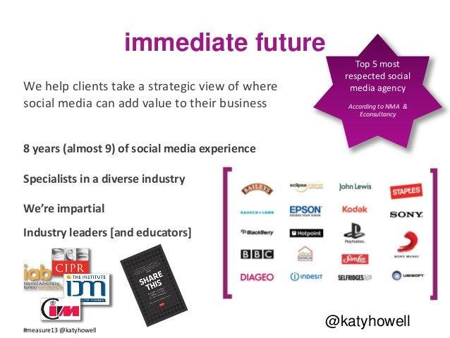 immediate future                                                      Top 5 most                                          ...