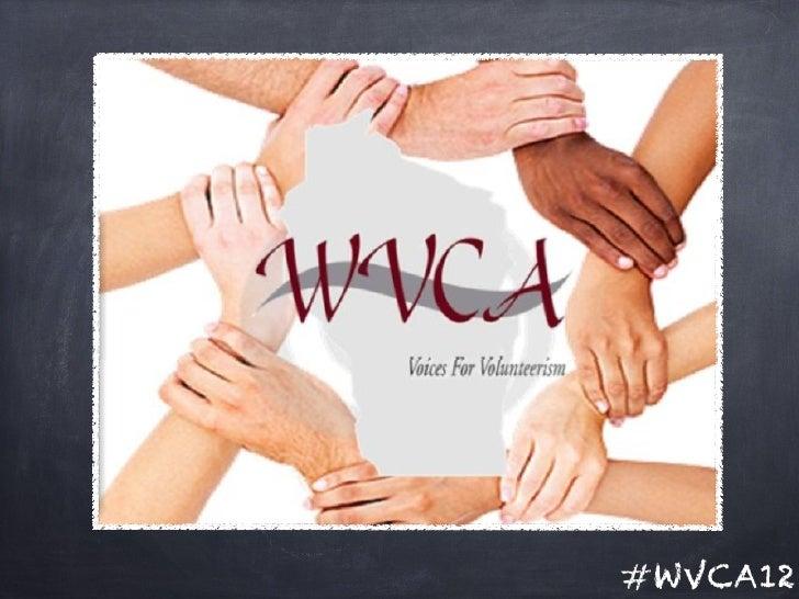 #WVCA12