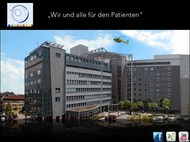 Social Media im Krankenhaus Baum Slide 2