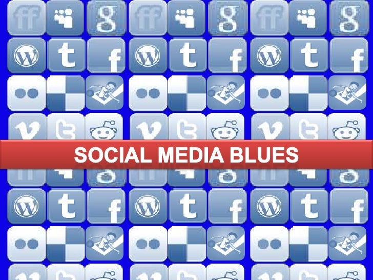 Social media blues<br />
