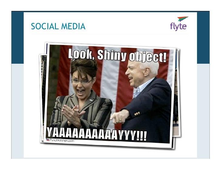 Social Media Breakfast: Strategies Slide 2
