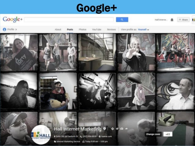 Google+ 19
