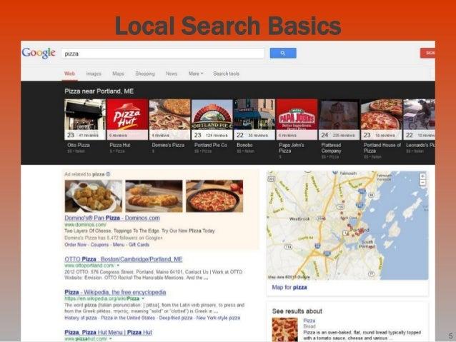 Local Search Basics 5