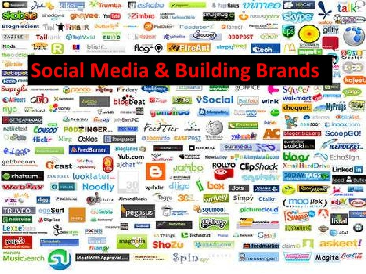 SocialMedia & Building Brands <br />
