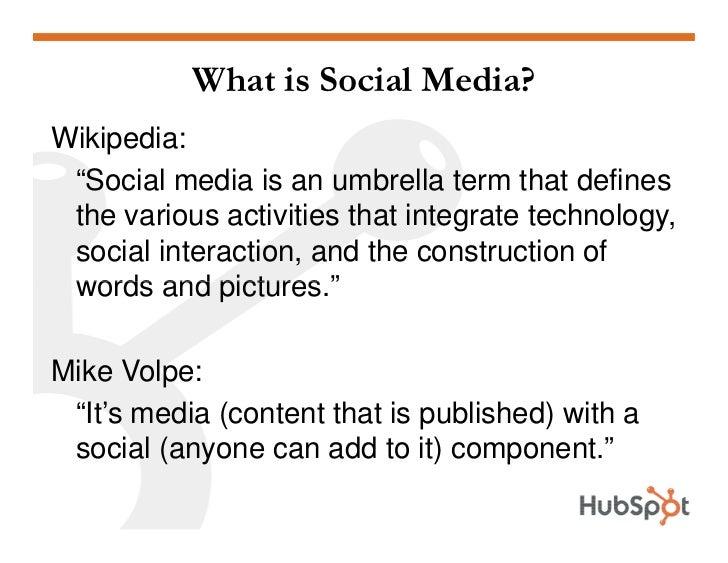 Social Media for Business Marketing Slide 3