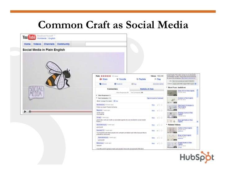 Common Craft as Social Media