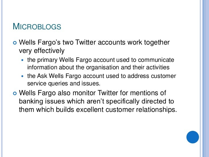 wells fargo bank case study The bank's employees, we now know, opened as many as two million bank and  credit card accounts on behalf of its customers, without their.