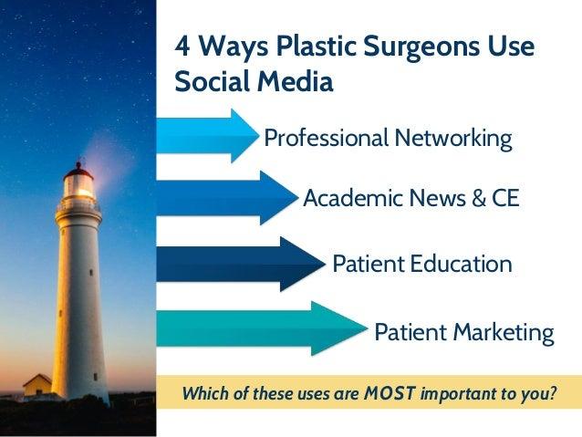 4 Ways Plastic Surgeons ...