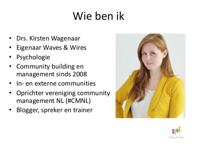 Community Building & Mangagement (Trends and Essential steps) Slide 2