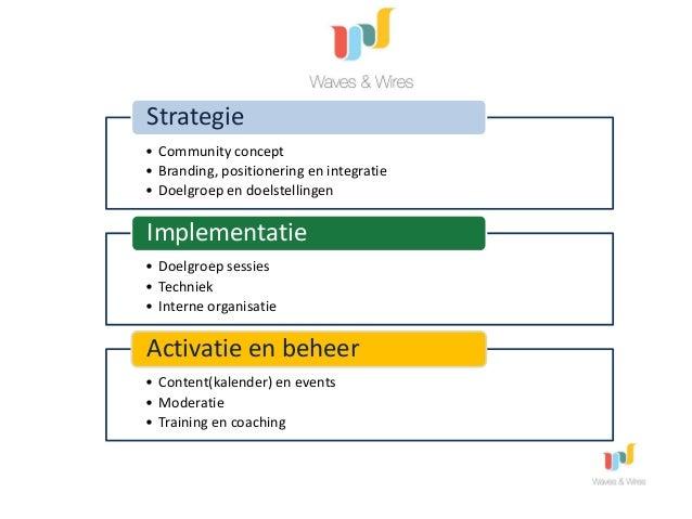 Community Building & Mangagement (Trends and Essential steps) Slide 3
