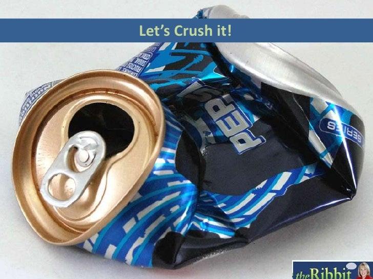 Let's Crush it!<br />