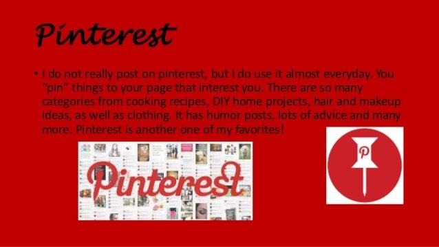 My favorite Social Media Sites (SocialMedia_Cole)