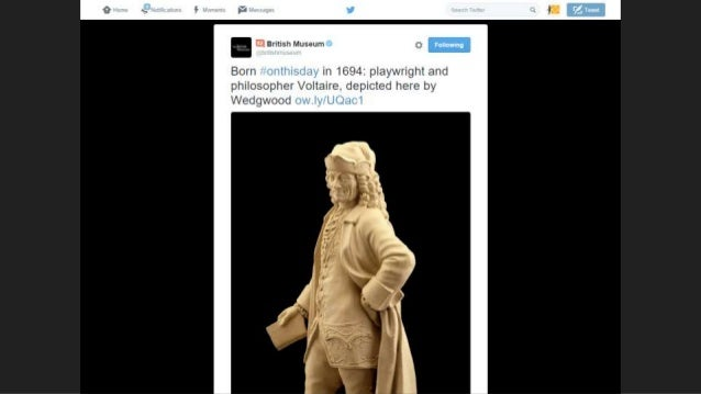 Social Media & Museum Collections