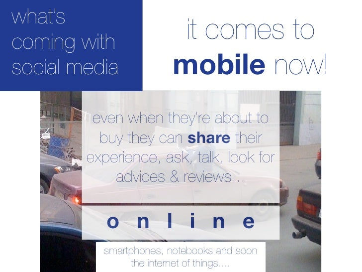 what's coming with             it comes to social media           mobile now!          even when they're about to         ...
