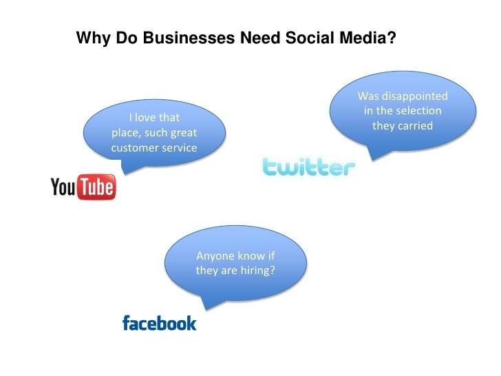 Social Media Seminar Slide 2