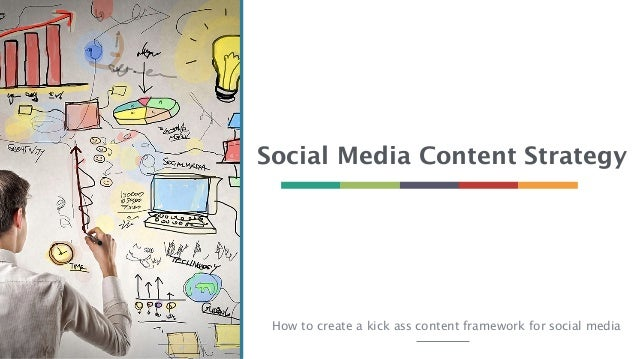 Social Media Content Strategy How to create a kick ass content framework for social media