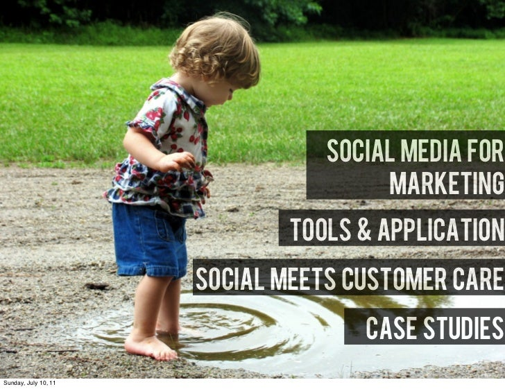 Social Media For Marketing and Customer Care   Slide 2