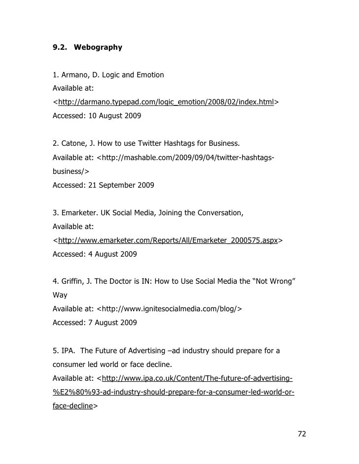 5 Topics for a Master's in Communication Thesis