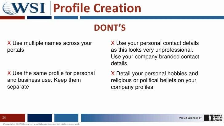 LinkedIn</li></ul>22<br /><ul><li>New Kid</li></li></ul><li>3 Reasons to Embrace Social Media<br />23<br />Social media is...