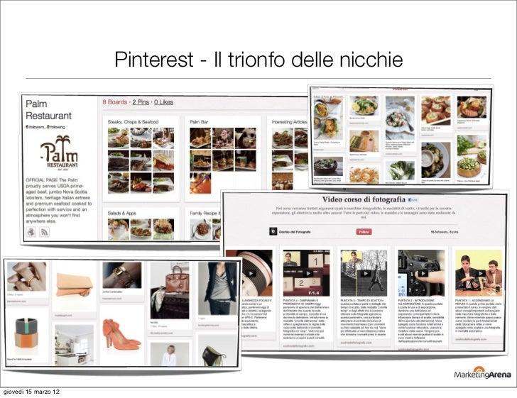 Pinterest - Il trionfo delle nicchiegiovedì 15 marzo 12