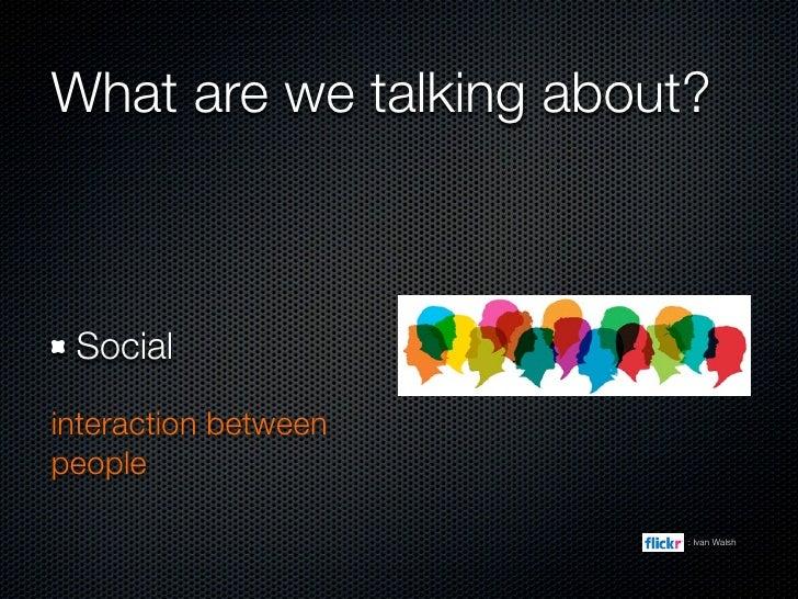 Social Media as an Enterprise Framework Slide 3