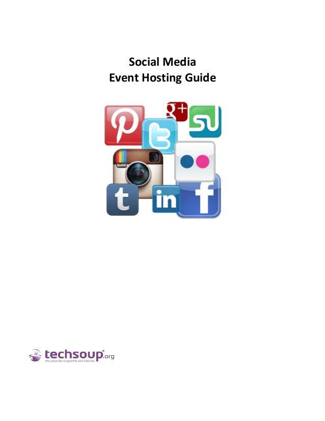 Social  Media   Event  Hosting  Guide                                          ...