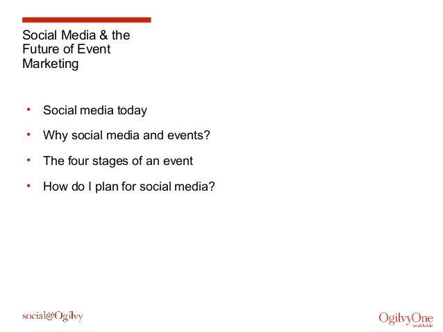 Social Media & Event Marketing Slide 2