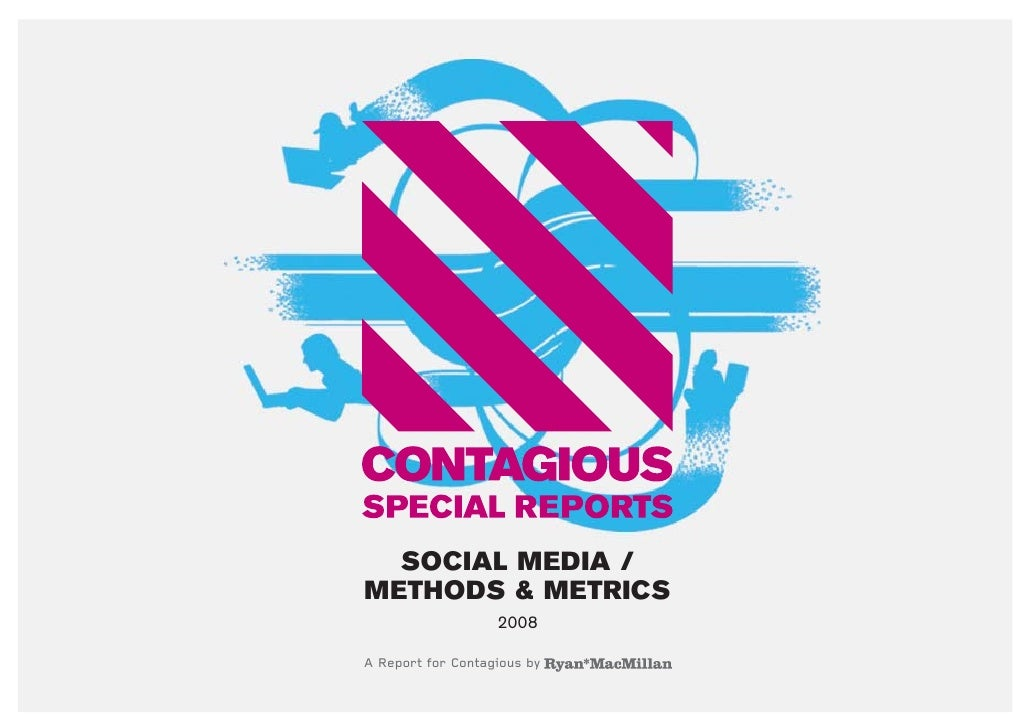 SOCIAL MEDIA / METHODS & METRICS                    2008  A Report for Contagious by