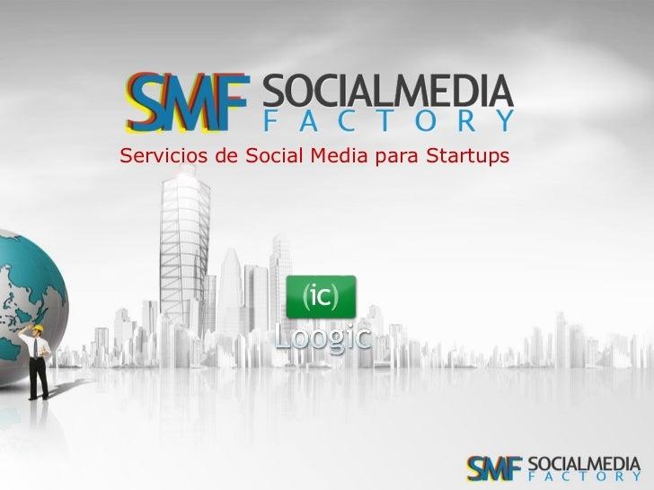 Servicios de Social Media para Startups