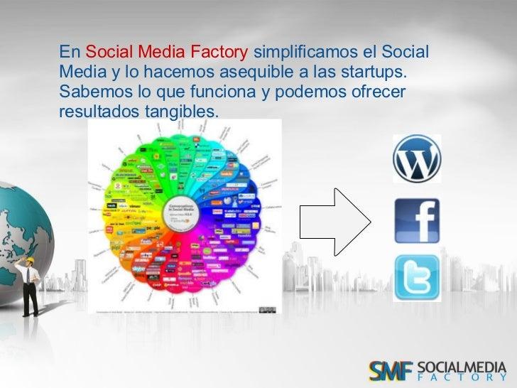 Social Media Factory by Inventa_Internet Slide 2
