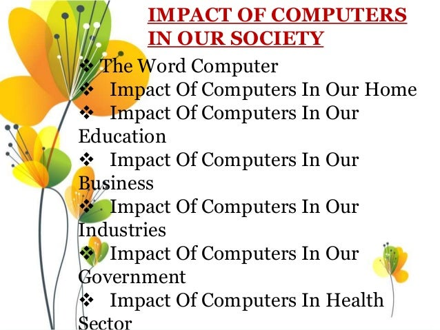 the impact of computers on society I tried my best plzz put ur suggestions for my next video in the comments box belowtnx for watching subscribing makes me happy.