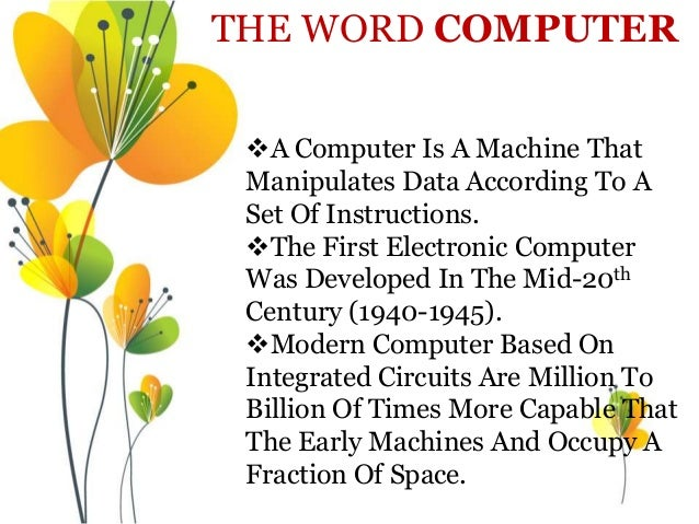 the influence of computers in our lives How does information technology affect our the fastest growing job categories in north america projected for the year 2,005 will require some sort of minimal computer the spread of democratic values to the former soviet bloc countries of the 1990's was in part due to the influence.