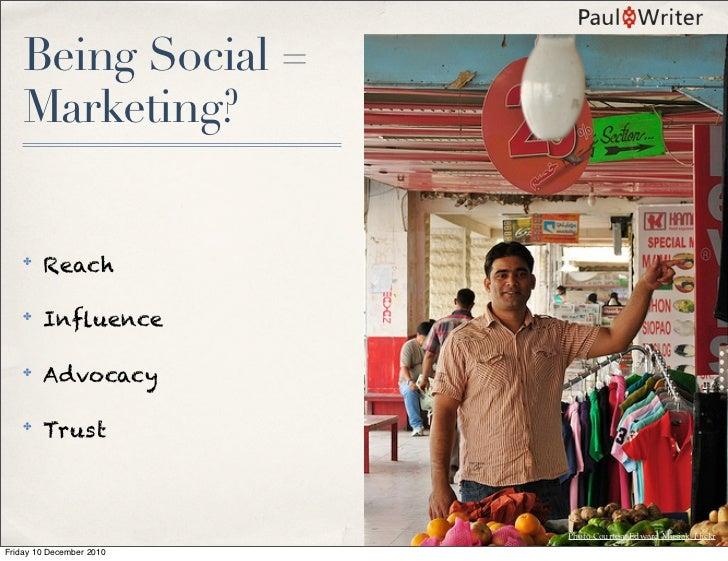 Social Media For B2B (Business to Business) Slide 2