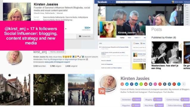 Visual Social media channels for Beauty Brands Slide 2