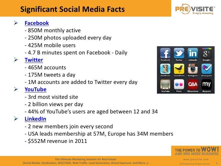 Social Media For Brokers Jl 2012 Slide 2