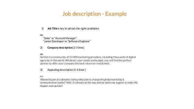 human resources recruiter job description