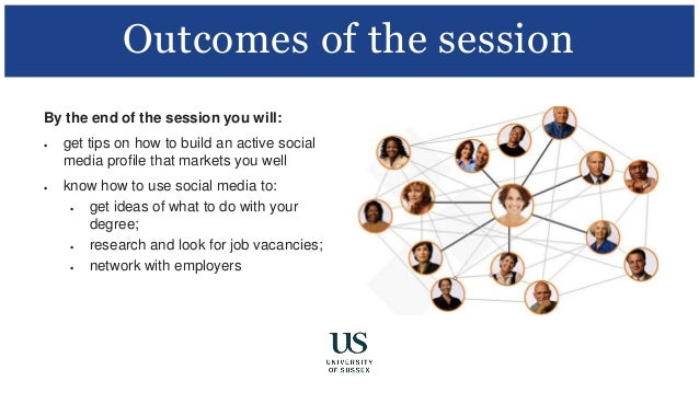 Delightful Careers And Employability Centre Social Media For Job Searching; 2.