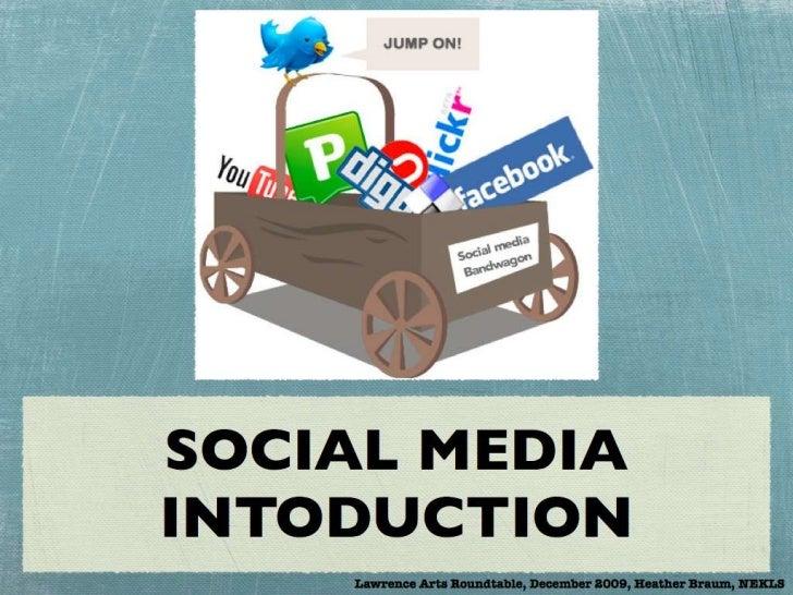 Social Media Introduction