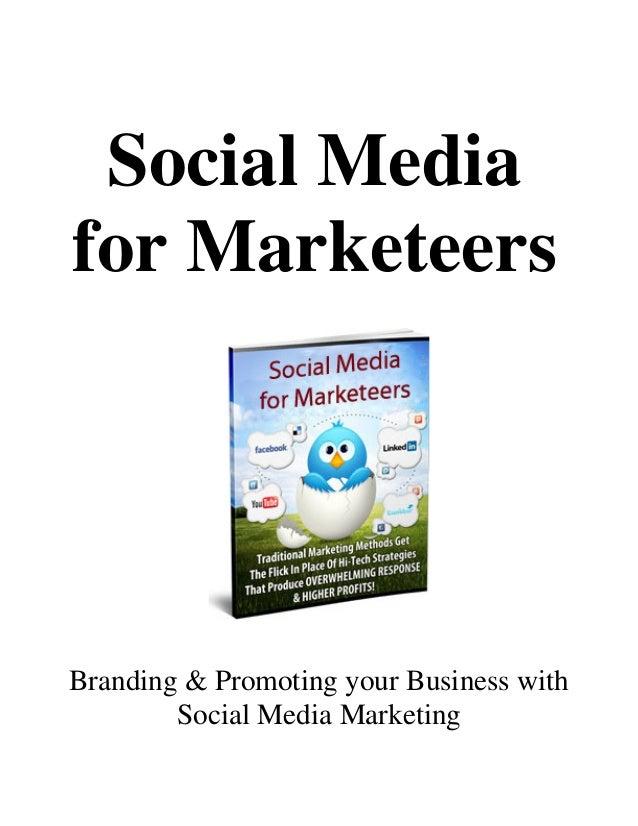 Social mediaformarketeers tienmarketingonlineblog