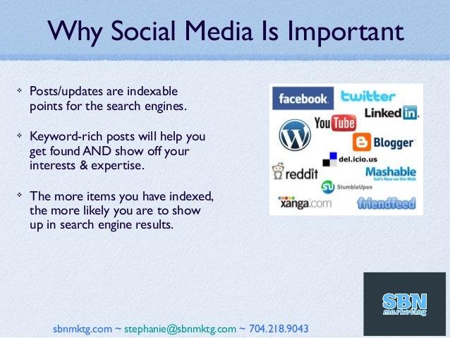 Social media for personal branding Slide 3