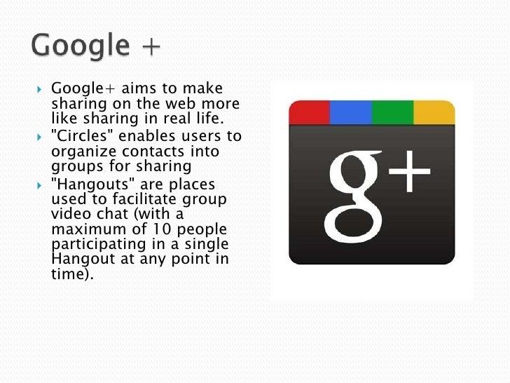 Google+ Sample