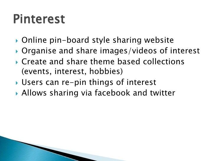 Pinterest Sample