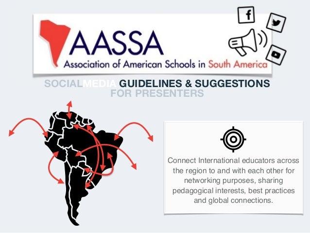 AASSA- Social media for presenters Slide 2