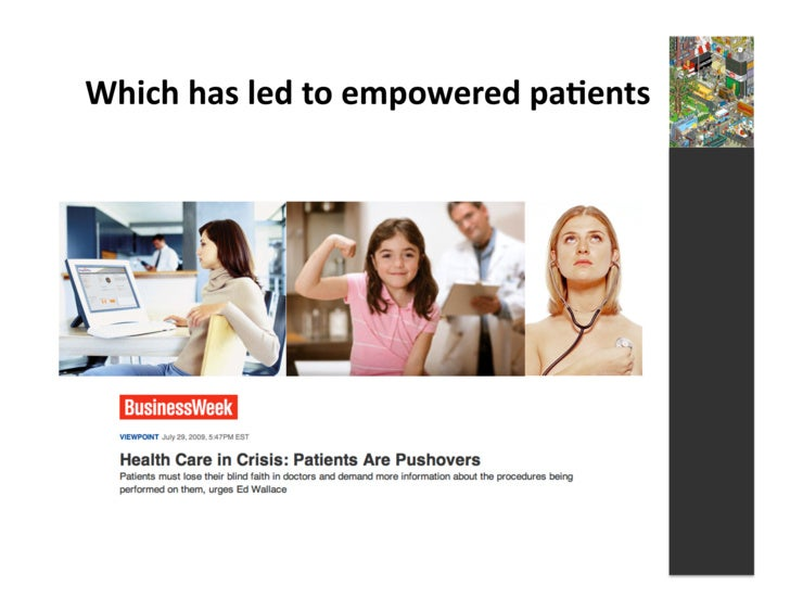 Which  has  led  to  empowered  pa3ents