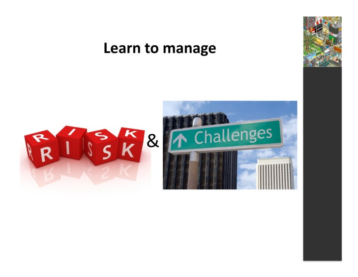 Learn  to  manage                   &